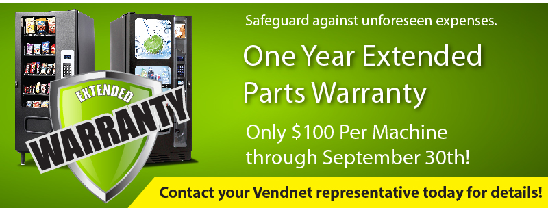 One Year Extended Warranty